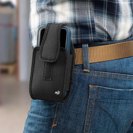 Fits All Holster - Black Vertical 2XL