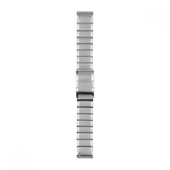 Acc, Fenix 5 Quickfit 22 Silver Stainless Steel