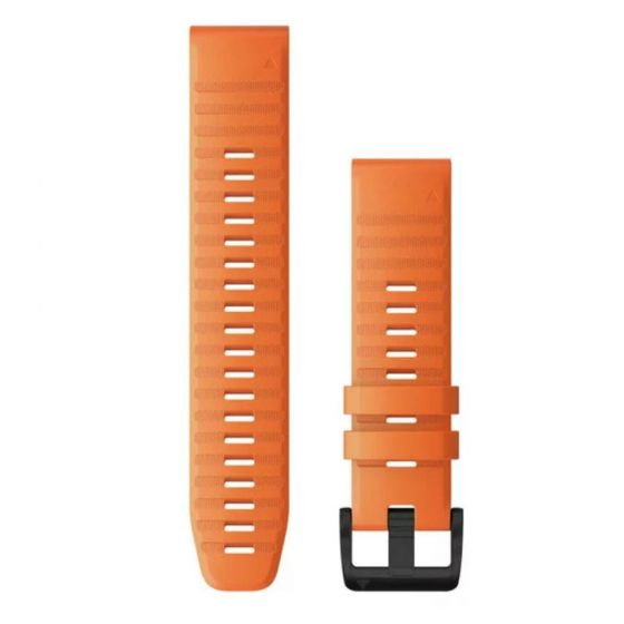 Garmin Quickfit 22 Ember Orange Watch Band