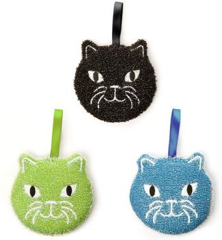 Cat Sponges Set Of 3