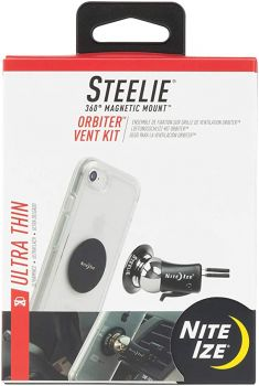 Nite Ize Steelie Orbiter Vent Kit