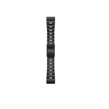 Garmin Quickfit 26 FN6X Carbon Gray Titanium Band, Asia