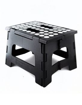 Rhino II Step Stool - Black