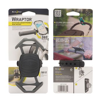 Wraptor Bar Mount